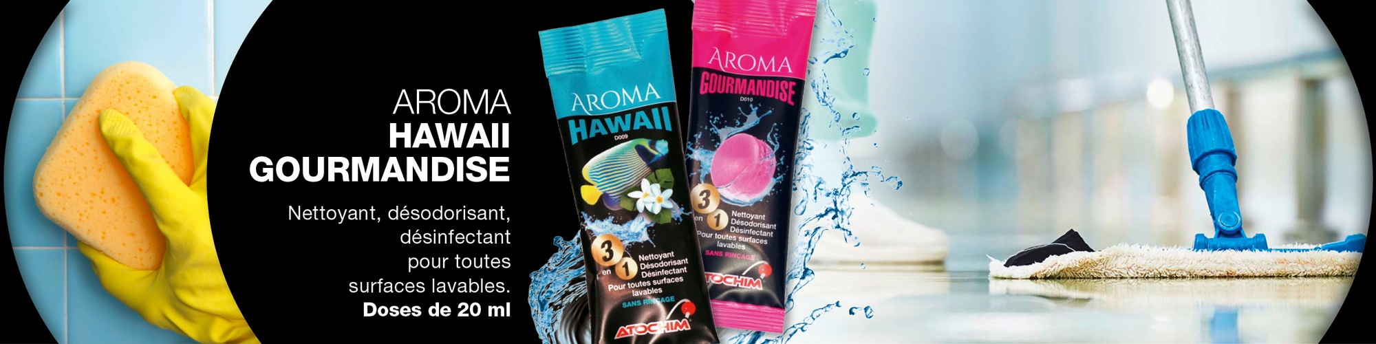 AROMA DOSES HAWAII GOURMANDISE